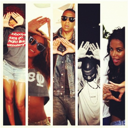 roc nation  (Taken with Instagram)