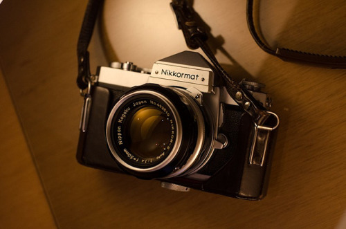 Nikkormat FTn by camera de filme on Flickr.