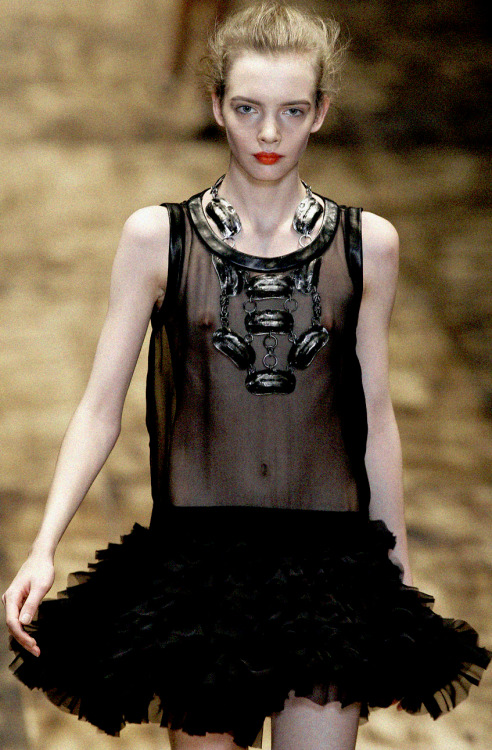 Giambattista Valli Paris Spring 2010