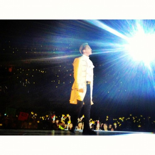 #gdragon #bigbang #bigbangalivetour2012 #lights #singapore #igsg #vip #sgvip  (Taken with Instagram)