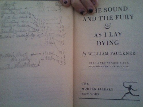 old books with notes win my heart every time