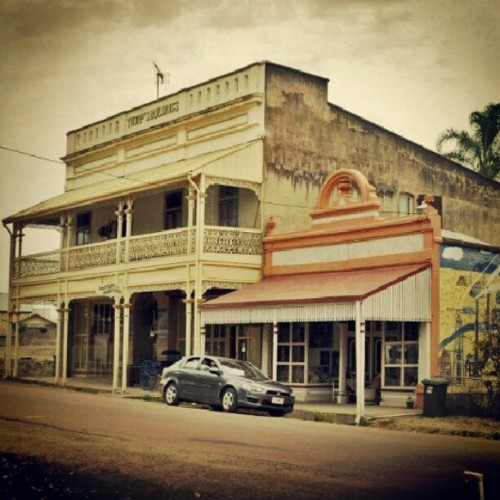 Ravenswood, Queensland, Australia.      #ravenswood #Queensland #Australia #west #oldtime #smalltown #travel #lonelyplanet #classic #abandoned #urbanexploration  (Taken with Instagram)