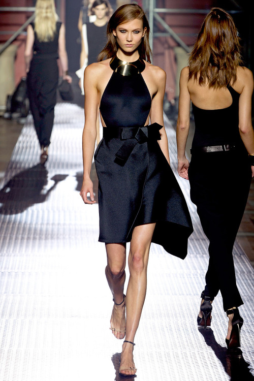vogue:  Lanvin Spring 2013 Photo: Photo: Yannis Vlamos/GoRunway.com Go to Vogue.com for the full collection and review.