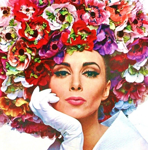 INSPIRATION NATION Hairspiration: Floral headpieces!