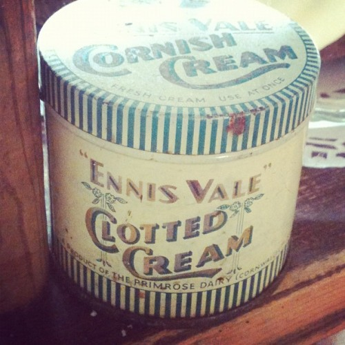 Cute #vintage tin (Taken with Instagram)