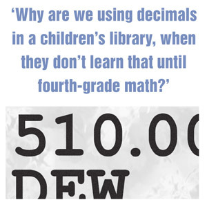 "Our October cover story ""Are Dewey's Days Numbered?"" http://ow.ly/e4NFe Join us for a related Twitter chat on Thursday, October 11 at 9pm ET/ 6pm PT hashtag: #sljdewey"