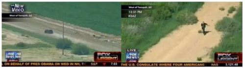 "Apparently, Fox News aired a car chase earlier today and did not cut away for its conclusion, in which the suspect shot himself in the head. As with all car chases, a lot of people followed along as it developed, both on television and online. And then, when it came to its conclusion, many of these same people were outraged with Fox for its failure to cut away. Shepard Smith, who was anchoring the excitement, had this to say when the program returned after cutting to commercial after the shooting:  ""We really messed up, and we are all really sorry. That didn't belong on TV. I personally apologize to you that that happened …. That will not happen again on my watch, and I am sorry.""  But why is Smith sorry? And why are people outraged? First of all, the network aired the car chase because they knew people would watch it. It's a ratings boost on a Friday afternoon when people wouldn't normally tune in. And why do people watch? Because the driver will most likely crash his car. He will be hurt, possibly dead, at the end of it all. But when this particular driver exited his vehicle and shot himself — when the people who almost certainly had been secretly rooting for him to crash his car became witnesses to his suicide — then everyone quickly became a strict and stern moralist about what is and is not appropriate for a television audience to witness. What Smith and so many of the people who commented about this incident online seem to be tacitly arguing is that watching a car chase and rooting for the inevitable end of the driver is appropriate, but watching the end is unseemly. ""You should have cut away; we shouldn't have been forced to witness something like that,"" they claim. But this is simply something we're lucky to be able to say in the aftermath; if we really felt that it was unseemly, we would never choose to watch the car chase in the first place and therefore Fox would learn not to air it. When the viewers tuned in, what did they imagine would happen? They imagined, without doubt, that things would not end well for the driver; therein lies the excitement. But when it ends so publicly, when our attention is called to the fact that we've been watching and secretly rooting for something like this to happen, then we are aghast. At whom? Well, not at ourselves, of course. At Fox News. But I would venture to guess that if we looked deep inside, at that part of ourselves we don't let others see, we would recognize a secret thankfulness. We, the audience, have been given an opportunity to feign shock and outrage at witnessing the death of the driver (the possibility of which had us glued to the broadcast in the first place) and thereby place the blame for our own bloodlust on Fox."