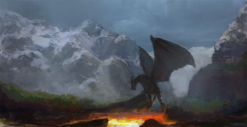 Fire and Ice by ~pokepetter —-x—- More: | Dragons | Random |