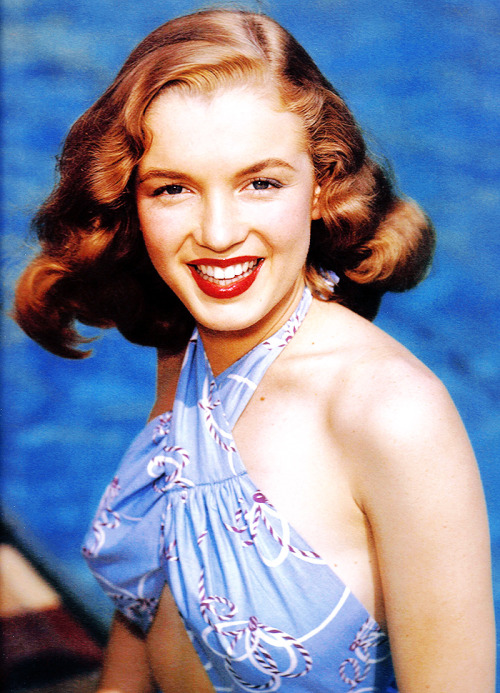 why hello there, norma jeane!