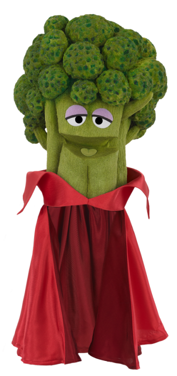 sesamestreet:  SUPER BROCCOLI!!!!!!!!