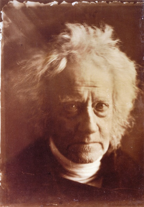 Sir John Herschel, by Julia Margaret Cameron (1867)
