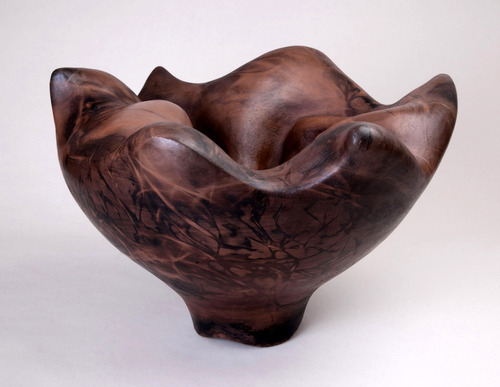 Ellen Schon ceramics, Featured artist on Ceramics Now Magazine