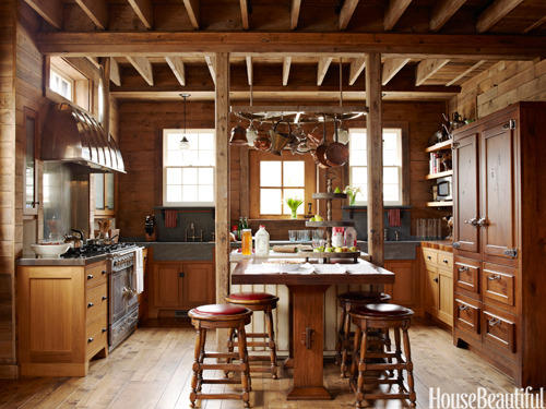 barnwoodanchors:  Another image from my favorite kitchens file