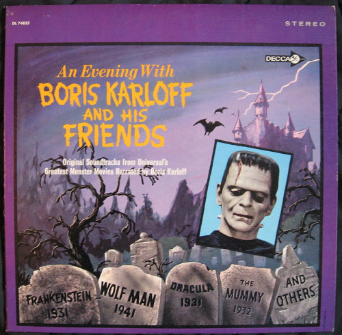 An Evening With Boris Karloff and His Friends (1967)