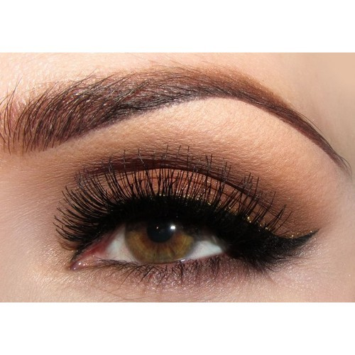So perfect! charecupcake:   Eye makeup ❤ liked on Polyvore