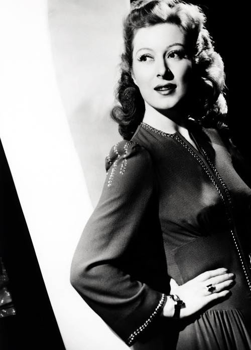Happy Birthday Greer Garson!(29 September 1904 - 6 April 1996) All I know about getting something that you want is that there are three essential things: wanting, trying and getting the opportunity, the breaks. None works alone without the others. Wanting is basic. Trying is up to you. And the breaks - I do know this, they always happen.