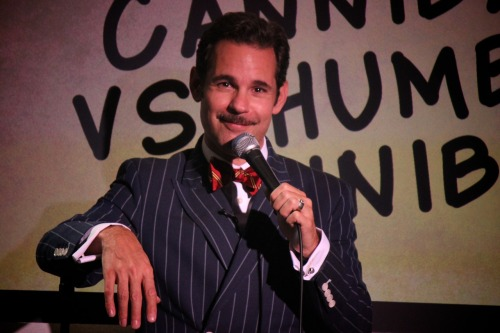 Paul F. Tompkins on the Set List TV show recorded in LA this week for Sky Atlantic.  The series will air in the UK in the fall.