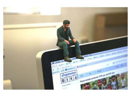 A Little Sad Keanu Reeves Figurine ($45)WHO FINNA COP THIS FOR YO BOY?