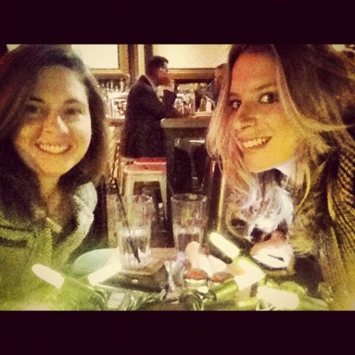#Sorority #Sister catch up with @c1arkee xo  (Taken with Instagram)