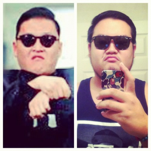 mrdanh:  i look like PSY if i shave