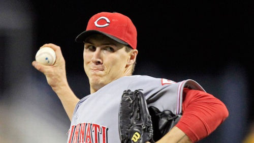 Reds' Homer Bailey throws no-hitter against Pirates