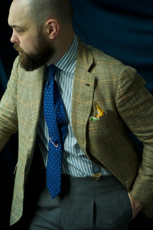 ethandesu:  Summer Patterns Orazio Luciano Su Misura Trunk Show at The Armoury Today and Tomorrow