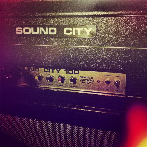 The hype on Sound City has gone up but if you don't know about the Mark III 100, you're doing it wrong. Easily one of the best sounding and loudest amps I've ever played and owned.