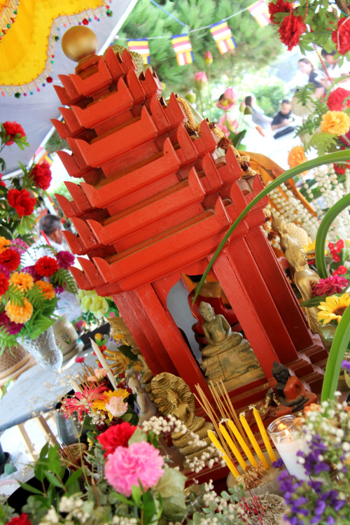 Buddhist Shrine…so colorful… …!!!…