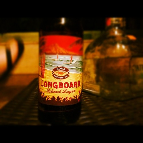 A good night #Longboard (Taken with Instagram)
