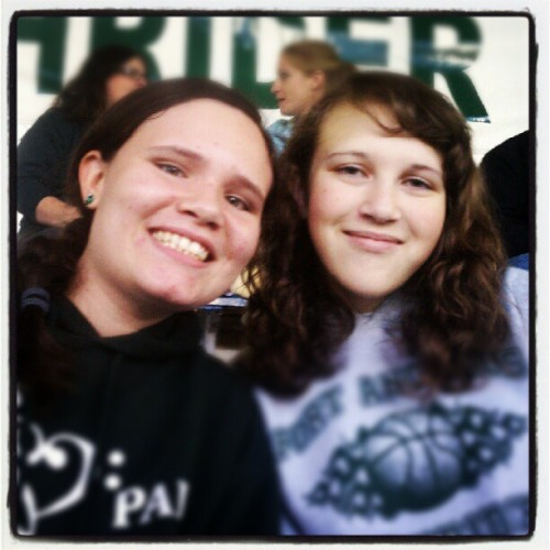 Homecoming game!! (Taken with Instagram)