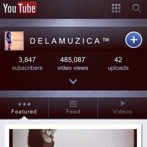 Check me out on #YouTube #Singer #Songwriter  (Taken with Instagram)