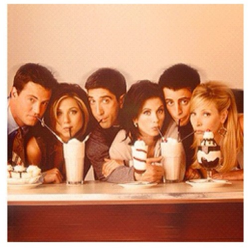 #nowplaying #friends #friendstv #bestshowever 💜 (Taken with Instagram)