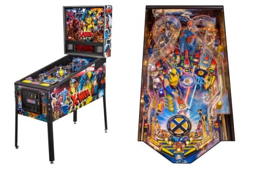 Quartermasters: Inside the World's Last Pinball Design Shop Joseph Flaherty, wired.com The X-Men fran­chise is the lat­est pop cul­ture prop­er­ty to get the Stern Pin­ball treat­ment.While The Who's Pin­ball Wiz­ard still stands up after four decades of radio play, the design­ers of the pin­ball machines that made Tommy s…  can I get some quarters