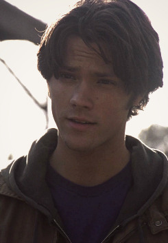 movingalan:  do you ever look at how much jared padalecki has grown up since the start of supernatural and just