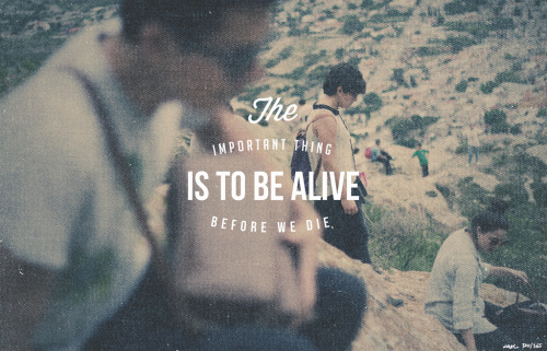 artpixie:  ALIVE 300/365 (by carE.)