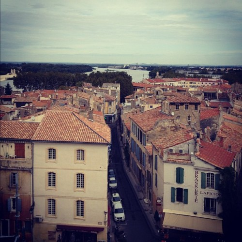 Arles, France (Taken with Instagram)