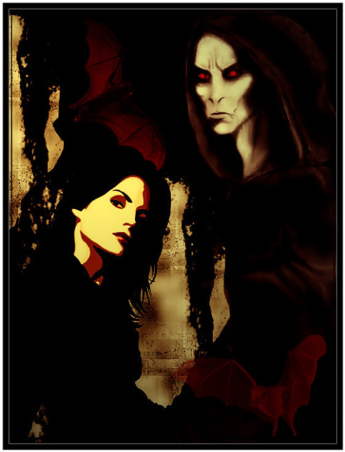 It's really love) Voldemort/Bellatrix