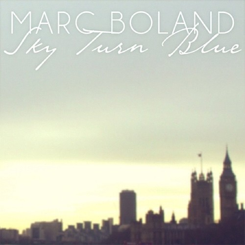 NEW SONG: Sky Turn Blue - http://www.soundcloud.com/marcboland/sky-turn-blue  (Taken with Instagram)