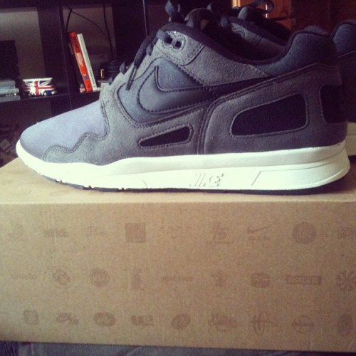 New kicks on the block // Nike Air Flow (Taken with Instagram)