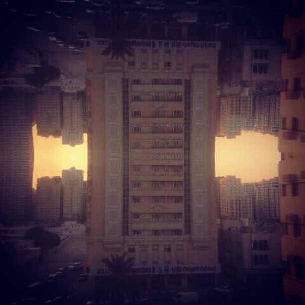 Kaleidoscope #sharjah #cellphone #photography #UAE  (Taken with Instagram at Sharjah City مدينة الشارقة)