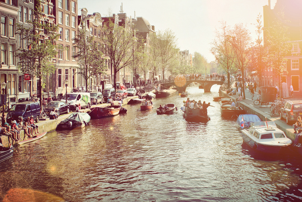Amsterdam (by Renée_Louise|tumblr)