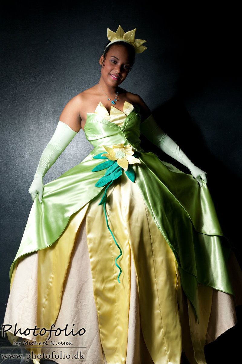 Princess Tiana by *Kuranchie Series: Princess and the Frog