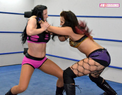 Allysin Kay vs Jayme Jameson