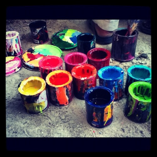 #paint #desi #beauts #art #photography #ilovecolour #artday #bright  XX (Taken with Instagram)