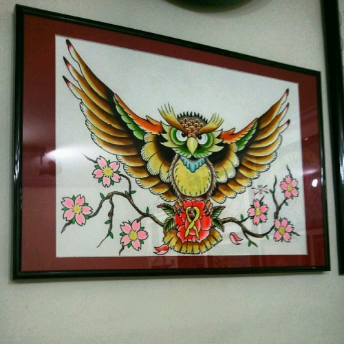 Original Water Color Painting by: Tattooing by Kev G / Rhode Island http://www.facebook.com/pages/Tattooing-by-Kev-G/351372697833?ref=hl