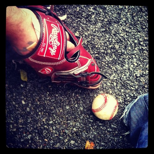 #baseball  (Taken with Instagram)