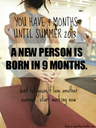 healthyandstrongislife:  body-in-spiration:  !!!  I started 10 months ago today and I am a NEW person.