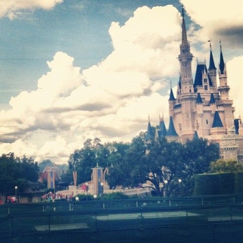 Back home in the kingdom. (Taken with Instagram at Magic Kingdom Park)