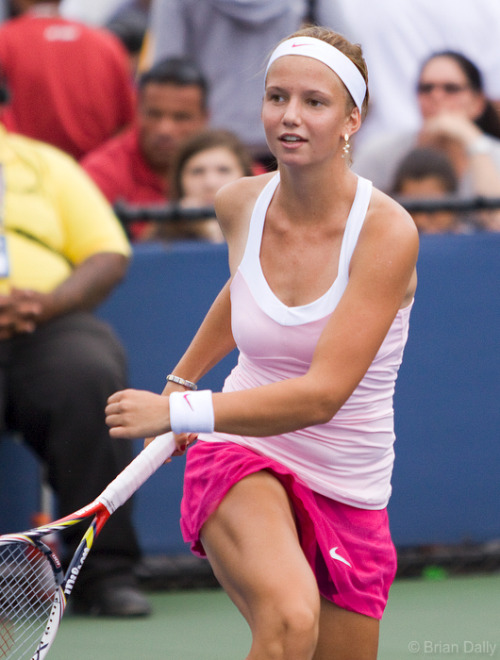 Barbara Haas, US Open 2012