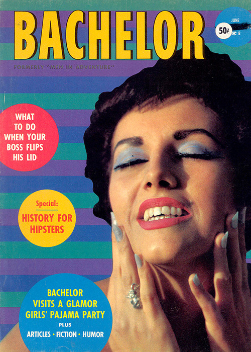 Bachelor Magazine - Early 1970s